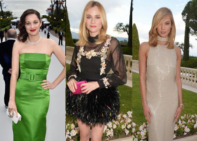 Cannes Amfar Gala 2015: Τι φόρεσαν οι stars;