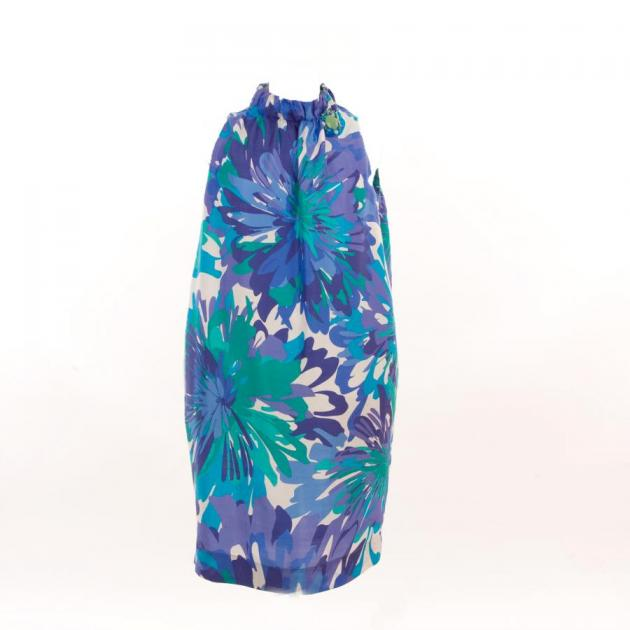 2 | Φόρεμα με λουλούδια Εponymo via Solonos