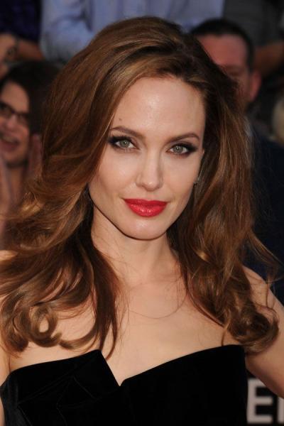 2   Angelina Jolie