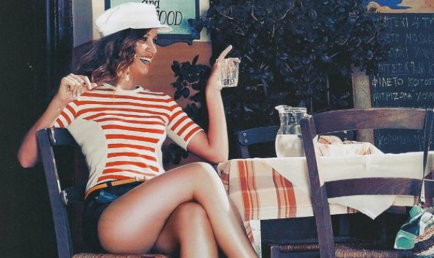 Η καλοκαιρινή σέξυ φωτογράφηση της Μ. Αντιμισάρη! | tlife.gr