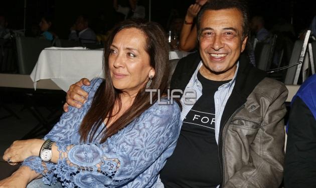 Αντύπας: Βραδινή έξοδος με τη σύζυγο και το γιο του! | tlife.gr
