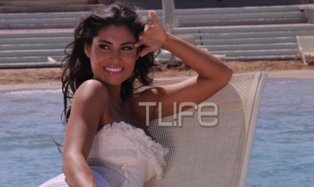 Θ. Απέργη: «Summer Nights»! Άκουσε το νέο καλοκαιρινό τραγούδι της! | tlife.gr