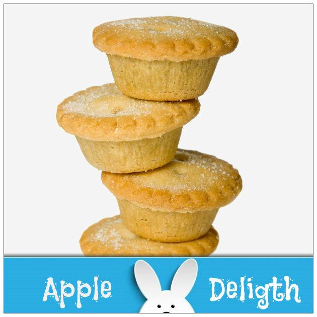 Νηστίσιμα μηλοπιτάκια