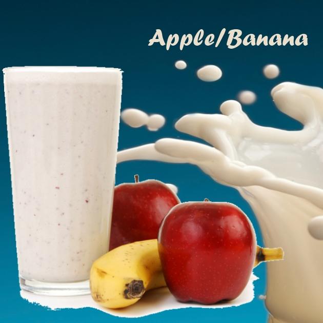 3   Smoothie Μπανάνα/Μήλο