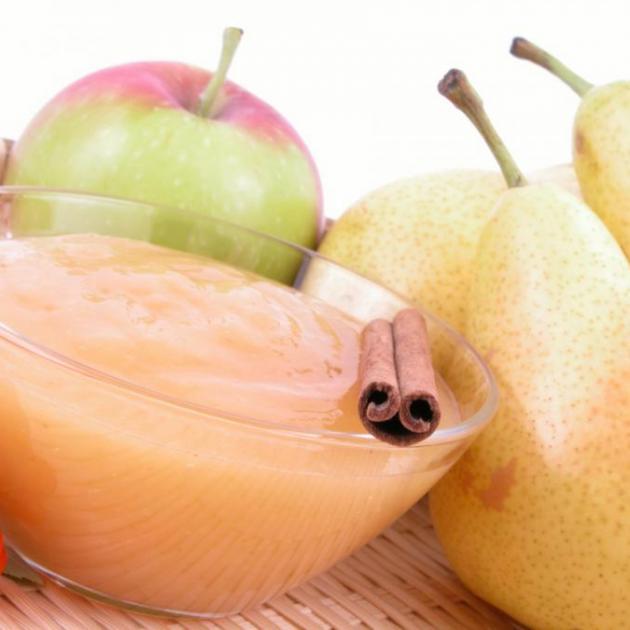 Μαρμελάδα αχλάδι/μήλο