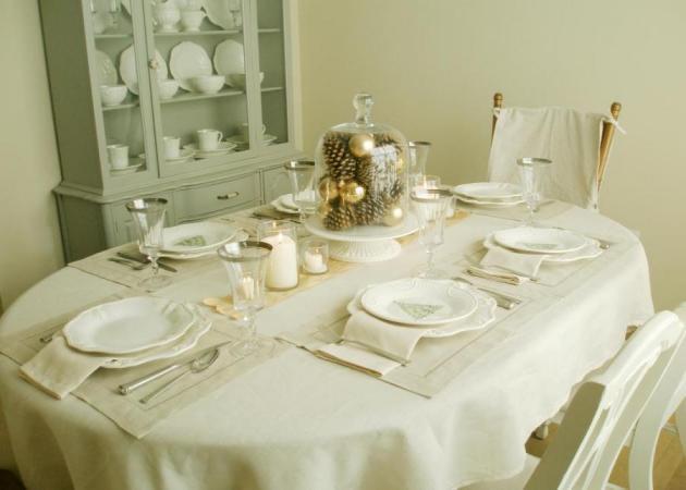 Γιορτινό τραπέζι: Πώς να το στρώσεις σύμφωνα με το art de la table!