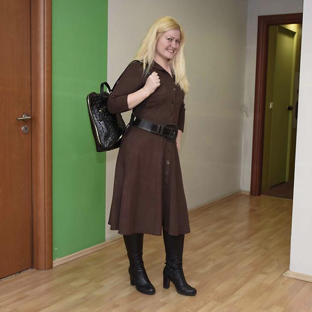 1 | Δέσποινα: Το makeover της αναγνώστριας!