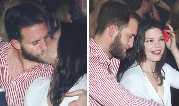 Μαρίνα Ασλάνογλου: Τρυφερά φιλιά και αγκαλιές με το νέο της σύντροφο! Φωτογραφίες | tlife.gr