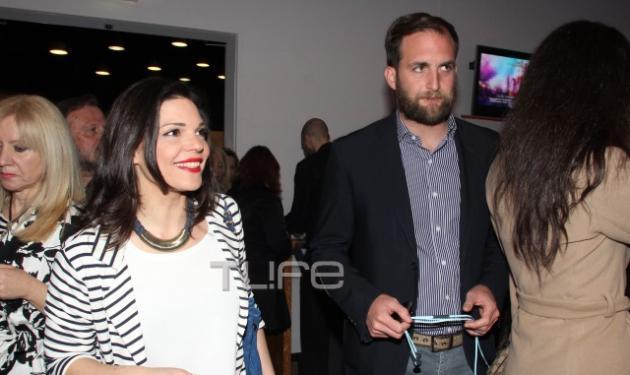 Μαρίνα Ασλάνογλου: Η πρώτη επίσημη έξοδος με τον νέο της σύντροφο! Φωτογραφίες | tlife.gr