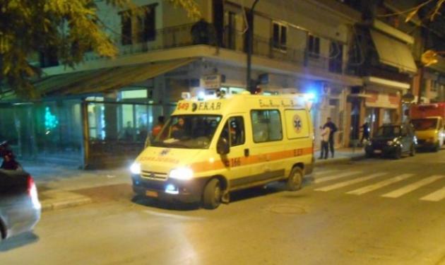 Σε λίμνη αίματος βρέθηκε νεκρός, 30χρονος άνδρας στο Χολαργό