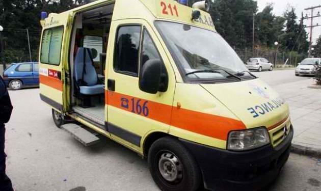 Καραμπόλα στην Αθηνών- Κορίνθου με 8 τραυματίες