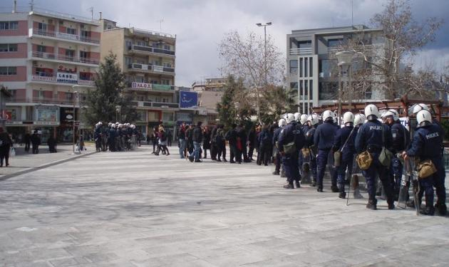 Έκρηξη στα δικαστήρια Θεσσαλονίκης. Μία τραυματίας! | tlife.gr