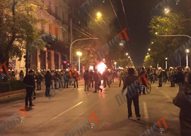 Αλέξης Γρηγορόπουλος: Πόλεμος στο κέντρο της Αθήνας για την επέτειο της δολοφονίας! | tlife.gr