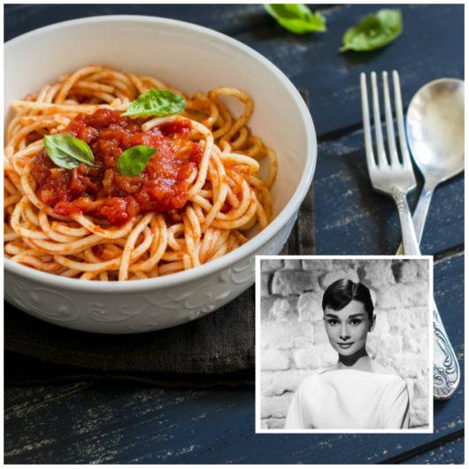 Σπαγγέτι al pomodoro | tlife.gr