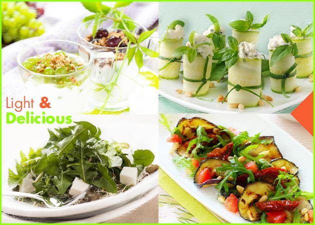 To menu του Αυγούστου! Ελαφριά πιάτα με λιγότερες από 190 θερμίδες… | tlife.gr