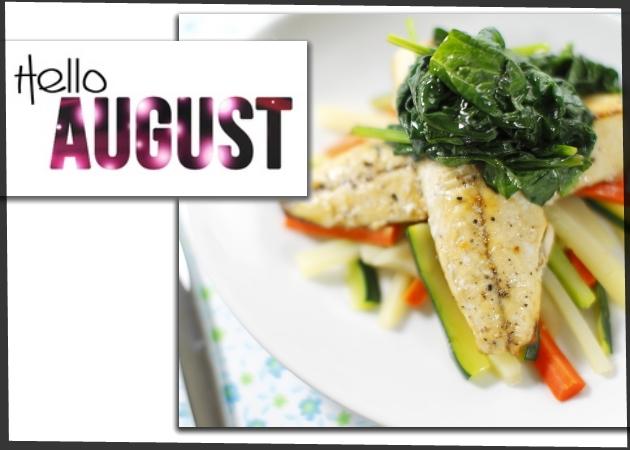 ΤΟ ΜΕΝΟΥ ΤΗΣ ΕΒΔΟΜΑΔΑΣ! Κάθε πράγμα στον καιρό του… και αυτές οι συνταγές τον Αύγουστο! | tlife.gr