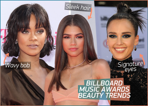 Οι 5 τάσεις που ξεχώρισαν στα Billboard Music Awards! Μάθε ποιες είναι για να τις κάνεις!
