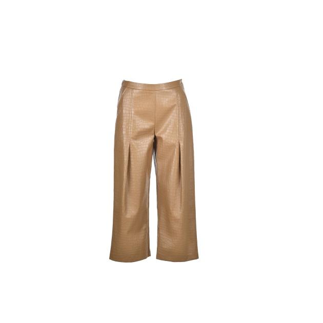4 | Zip culotte Αxel