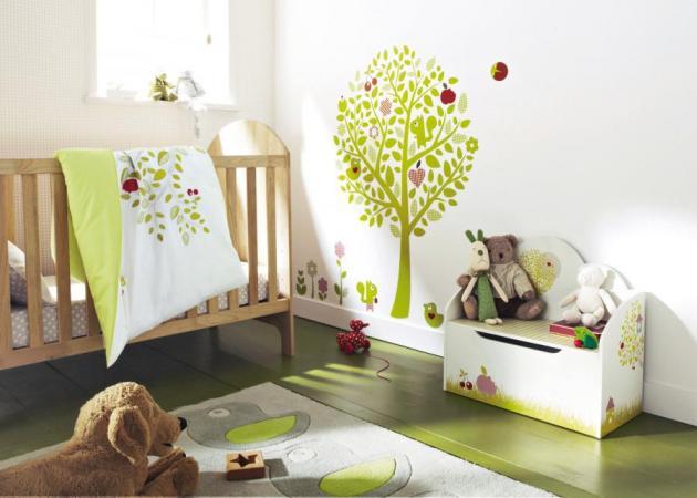 Τι να προσέξεις στο δωμάτιο του μωρού!