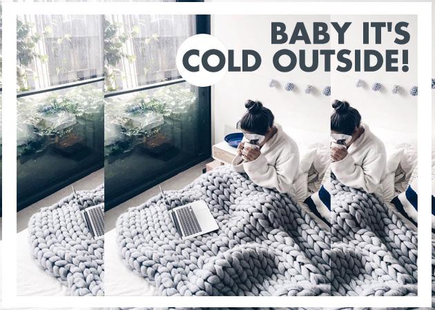 Baby it's cold outside! Όλα όσα χρειάζεσαι για το τέλειο beauty cocooning όταν έξω έχει 0 βαθμούς! | tlife.gr