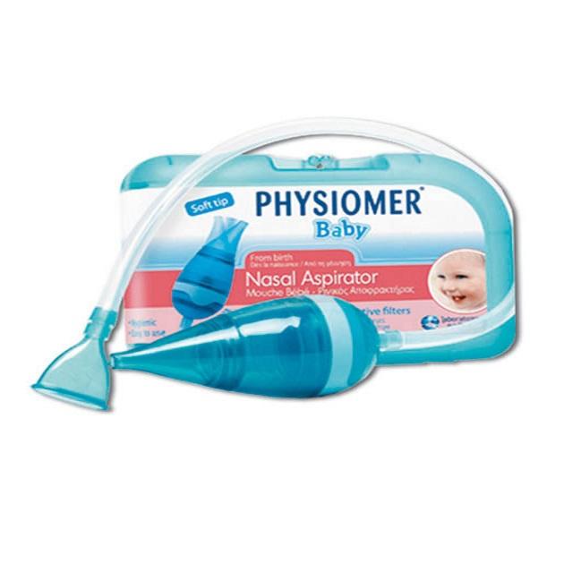 4 | Kit ρινικής αποσυμφόρησης Physiomer baby