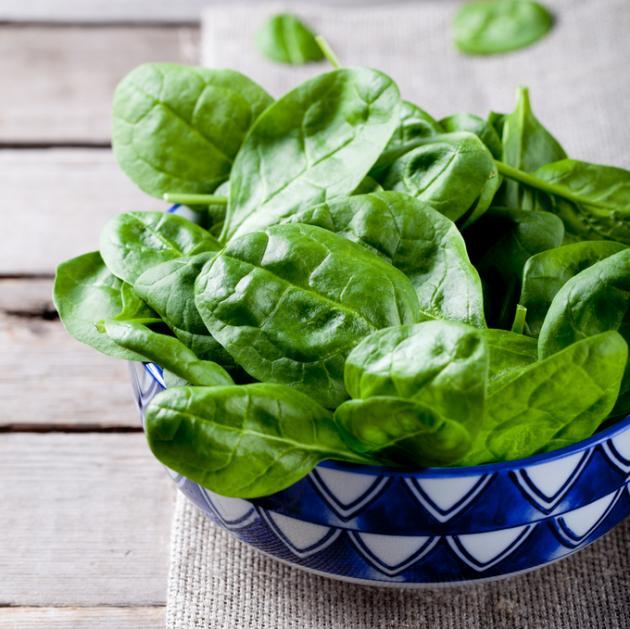 3 | 3. Σπανάκι και άλλα φυλλώδη λαχανικά