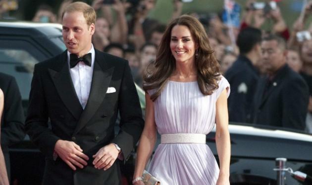Οι αστέρες του Χόλιγουντ τίμησαν την Catherine και τον William στα βραβεία BAFTA! | tlife.gr