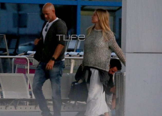 Bar Refaeli: Στην Ελλάδα με τον σύζυγό της… στον 7ο μήνα της εγκυμοσύνης της! Φωτογραφίες | tlife.gr