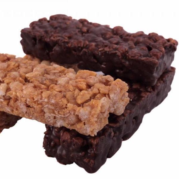 Μπάρα Βρώμης με σοκολάτα