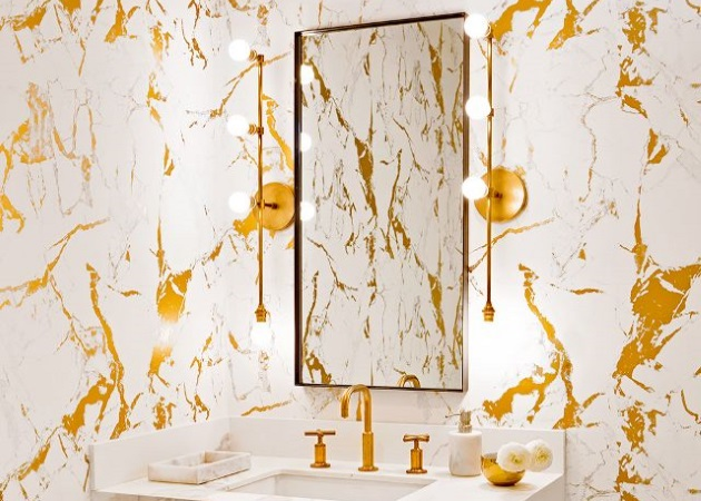 Μπάνιο: Πώς να επιλέξεις τον κατάλληλο φωτισμό για το μπάνιο σου για να είναι πάντα up to date