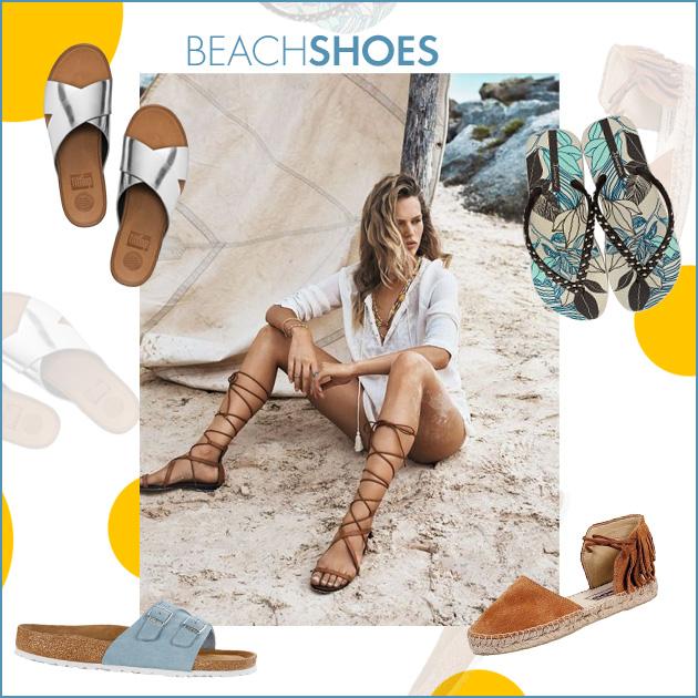 1 | Παπούτσια για την παραλία!