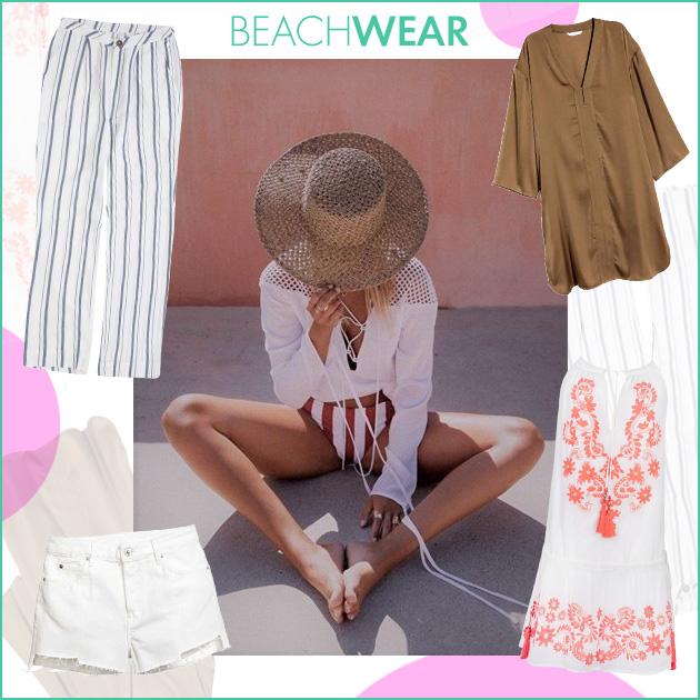 1 | Ρούχα για την παραλία!