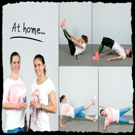 1 | Κάν' το όπως οι πρωταθλήτριες! Το πρόγραμμα εξάσκησης για τέλειο σώμα από τη Βίκυ και τη Μαρία