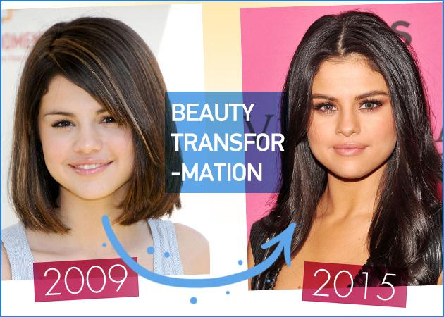 Θυμάσαι πώς ήταν η Selena Gomez; Όλη η μεταμόρφωση της μέχρι να γίνει το σημερινό μας beauty icon! | tlife.gr