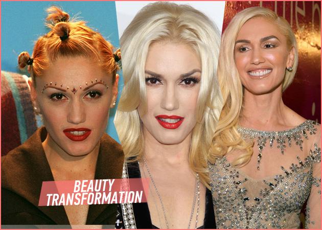 Gwen Stefani: η απίστευτη μεταμόρφωσή της μέσα από 22 φωτογραφίες! | tlife.gr