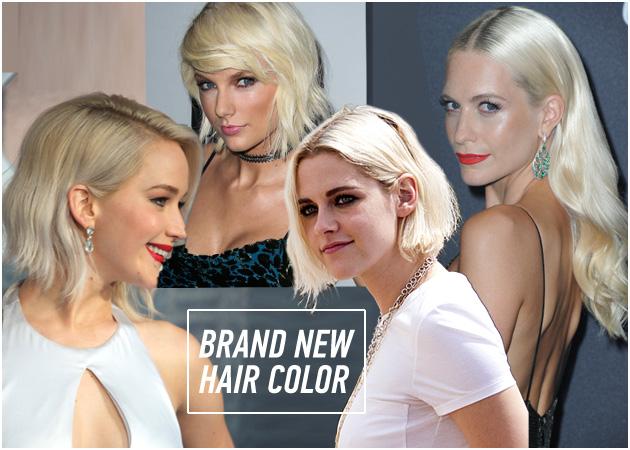 Μαλλιά καλοκαίρι 2016: το peroxide blonde είναι το χρώμα που κάνουν όλα τα it girls! Τι μας είπε ο Ν. Βιλλιώτης!