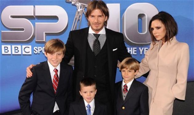 Περιμένουν 4ο παιδί ο David και η Victoria Beckham! | tlife.gr