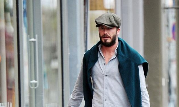 David Beckham: Η Harper κληρονόμησε το ταλέντο του στο ποδόσφαιρο! Δες photo!