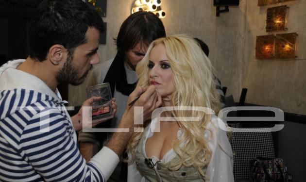Το TLIFE στα backstage του Mega Star με την Μαρία Μπεκατώρου! Δες φωτογραφίες!   tlife.gr