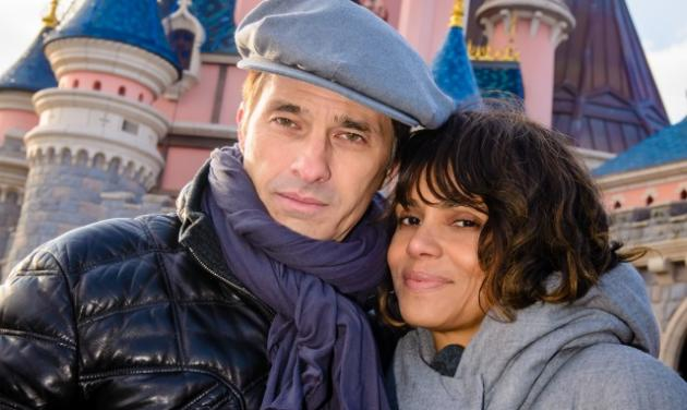 Halle Berry: Έφυγε με τον OIivier Martinez για την Disneyland!