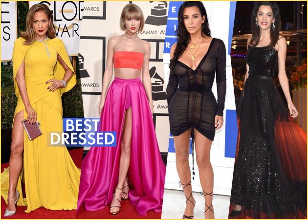 Ψήφισε την πιο καλοντυμένη celebrity του 2016!