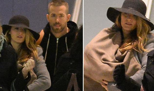 Blake Lively – Ryan Reynolds: Η πρώτη φωτογραφία με την νεογέννητη κόρη στην αγκαλιά τους!