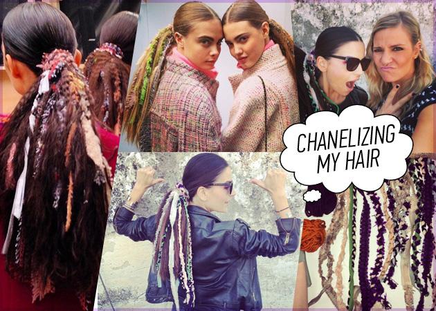 Πώς να κάνεις αυτά τα (ζεστά) μαλλιά με παλιά σου ρούχα! | tlife.gr