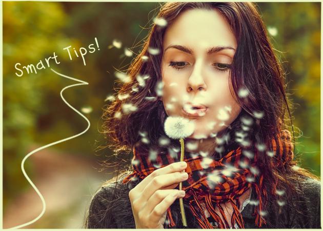 Ήρθε η άνοιξη! Και μαζί της 10 πρακτικές συμβουλές για να γλιτώσεις τις αλλεργίες