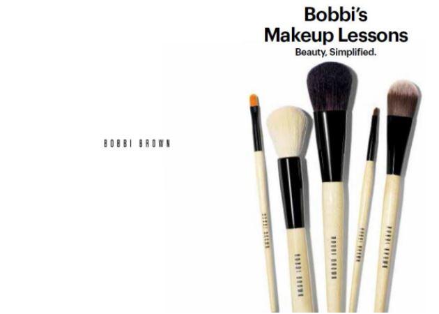 WOW! Δωρεάν μαθήματα μακιγιάζ από την Bobbi Brown! Πώς μπορείς να συμμετέχεις!