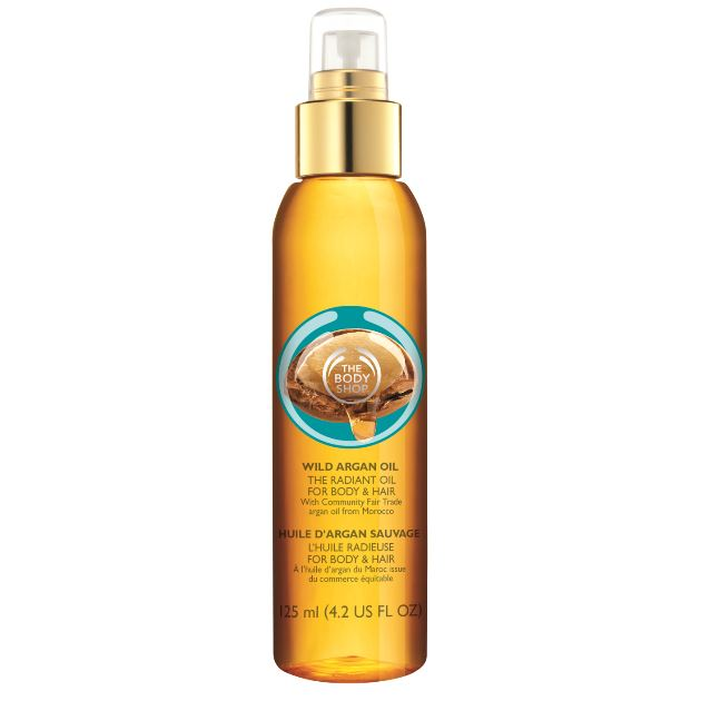 1   Wild Argan Oil The Radiant Oil