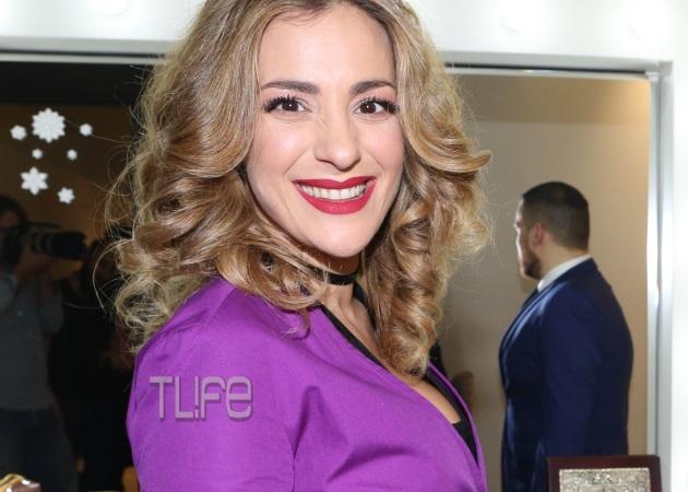 Η Νατάσσα Μποφίλιου έκανε την πιο χαρούμενη πρεμιέρα της! | tlife.gr