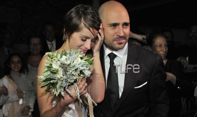 Κωνσταντίνος Μπογδάνος: Παντρεύτηκε και με θρησκευτικό την αγαπημένη του Τζίνα! Φωτογραφίες | tlife.gr