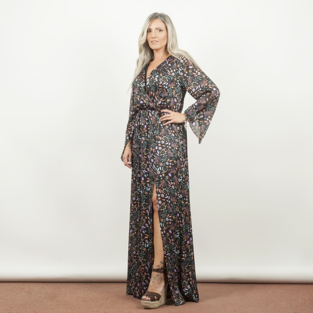 3 | Μaxi φόρεμα