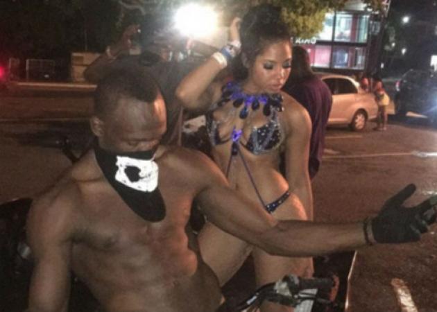 Μπολτ: Αυτή είναι η καυτή… Κιμ Καρντάσιαν του Τζαμαϊκανού! [pics]